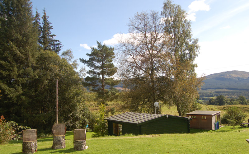 Killin Highland Lodges